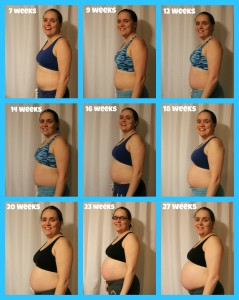 27 weeks down – just 13 to go!!