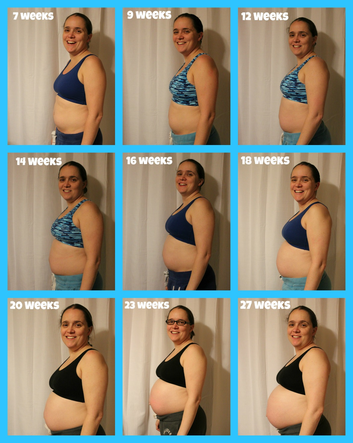 pregnancy belly pictures